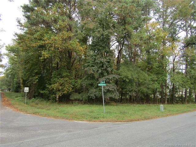 0.39AC Pocahontas Road, Kilmarnock, VA 22482 (#2004805) :: Abbitt Realty Co.