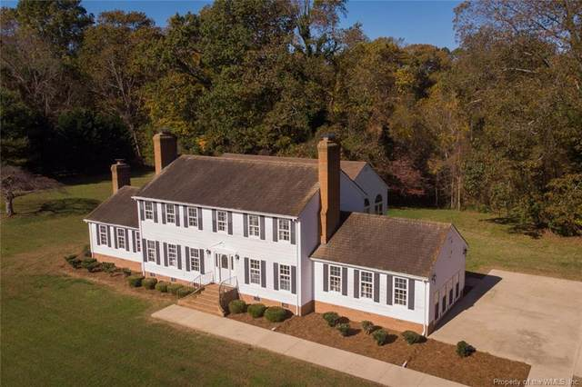 409 Old Wormley Creek Road A, Yorktown, VA 23692 (#2004847) :: The Bell Tower Real Estate Team