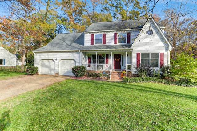 104 Stevens Court, Yorktown, VA 23693 (#2005015) :: Abbitt Realty Co.