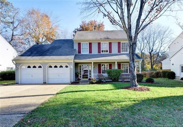 408 Peachtree Lane, Yorktown, VA 23693 (#2005055) :: The Bell Tower Real Estate Team