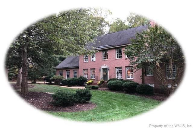 107 Woodhall Spa, Williamsburg, VA 23188 (#2005087) :: The Bell Tower Real Estate Team