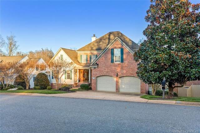 105 S Turnberry, Williamsburg, VA 23188 (#2005097) :: The Bell Tower Real Estate Team