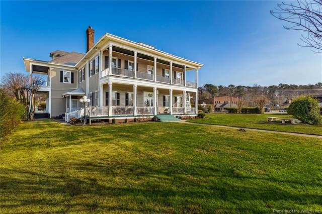 10 Elmhurst Street, Newport News, VA 23603 (MLS #2005204) :: Howard Hanna Real Estate Services