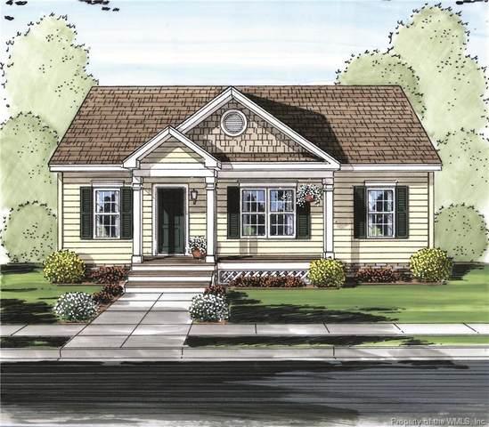 1ACR Georgetown Road, Heathsville, VA 22473 (#2005253) :: The Bell Tower Real Estate Team