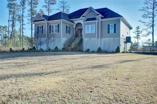 27 Magnolia Lane, Poquoson, VA 23662 (#2100019) :: Abbitt Realty Co.