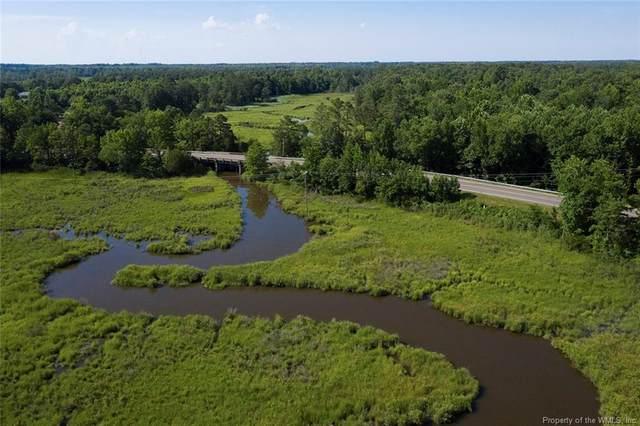 0 Plantation Road, Mathews, VA 23128 (MLS #2100087) :: Howard Hanna Real Estate Services