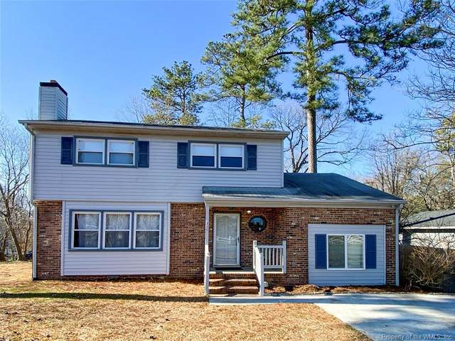 300 Hubbard Lane, Williamsburg, VA 23185 (#2100097) :: Abbitt Realty Co.