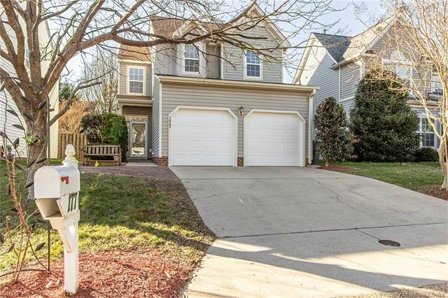 177 Pine Bluff Drive, Newport News, VA 23602 (#2100112) :: Abbitt Realty Co.