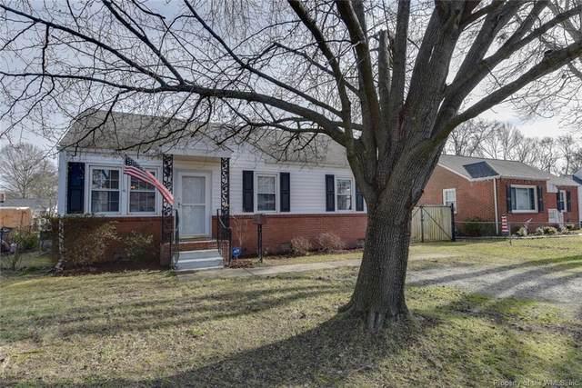 11 Cornwall Terrace, Hampton, VA 23666 (#2100126) :: Abbitt Realty Co.