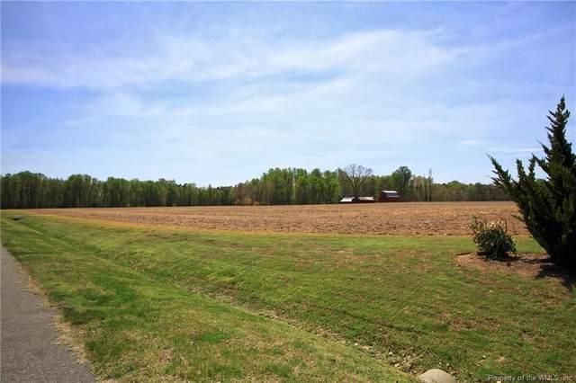 Lot 4 Gordon Pond Road, New Kent, VA 23011 (MLS #2100234) :: Howard Hanna Real Estate Services