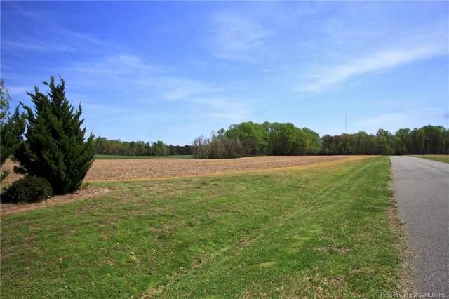 Lot 5 Gordon Pond Road, New Kent, VA 23011 (MLS #2100242) :: Howard Hanna Real Estate Services