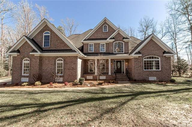 200 Trails End Drive, Williamsburg, VA 23188 (#2100403) :: The Bell Tower Real Estate Team