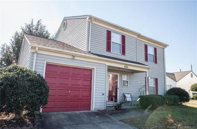 631 Mclaw Drive, Newport News, VA 23608 (#2100466) :: Abbitt Realty Co.