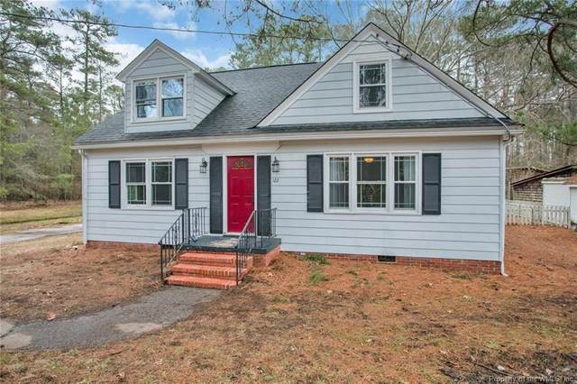 122 Claxton Creek Road, Seaford, VA 23696 (#2100478) :: The Bell Tower Real Estate Team