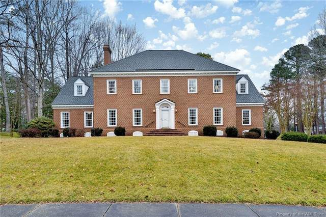 101 Yorkshire Drive, Williamsburg, VA 23185 (#2100501) :: The Bell Tower Real Estate Team