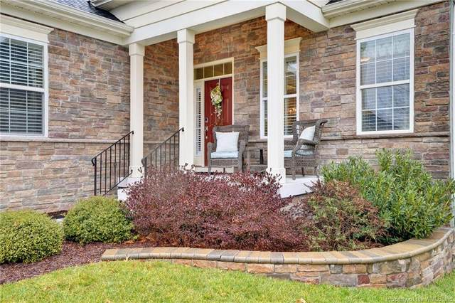 6442 Isabella Drive, Williamsburg, VA 23188 (#2100615) :: The Bell Tower Real Estate Team