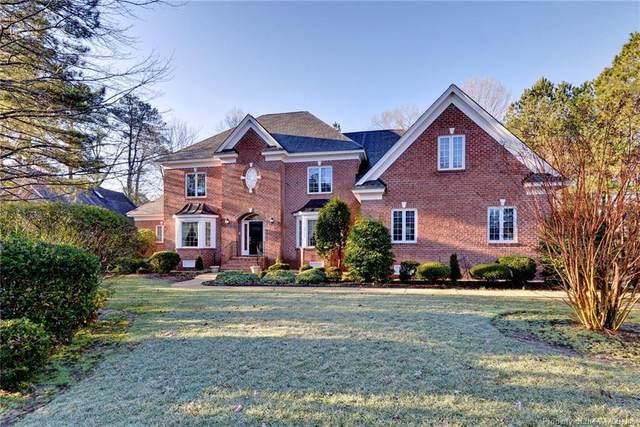 2040 Hornes Lake Road, Williamsburg, VA 23185 (#2100635) :: The Bell Tower Real Estate Team