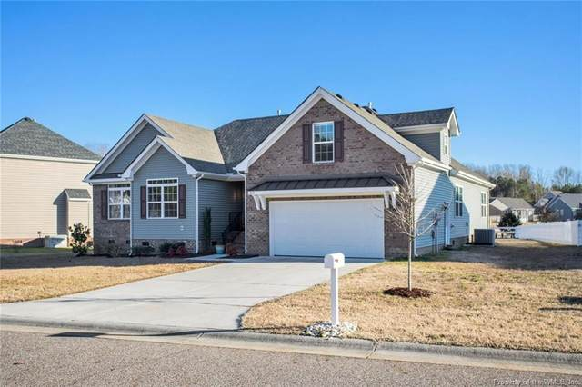 603 Marks Pond Way, Williamsburg, VA 23188 (#2100636) :: The Bell Tower Real Estate Team