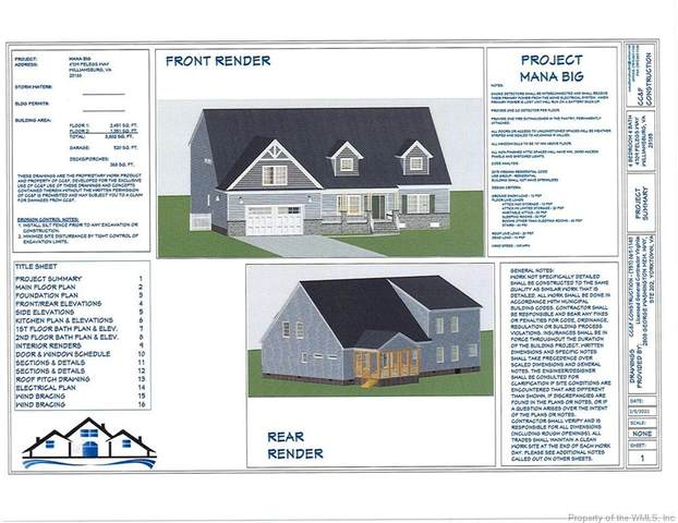 4709 Pelegs Way, Williamsburg, VA 23185 (#2100637) :: The Bell Tower Real Estate Team