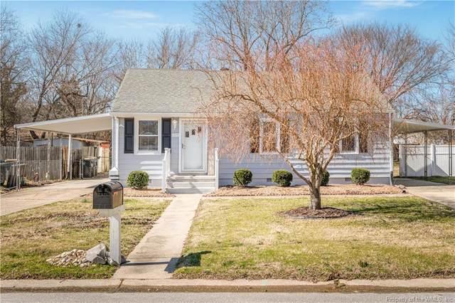 1119 Wilkins Drive, Williamsburg, VA 23185 (#2100646) :: The Bell Tower Real Estate Team