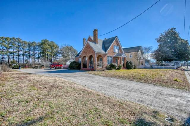 7424 Richmond Road #1, Williamsburg, VA 23188 (#2100672) :: The Bell Tower Real Estate Team