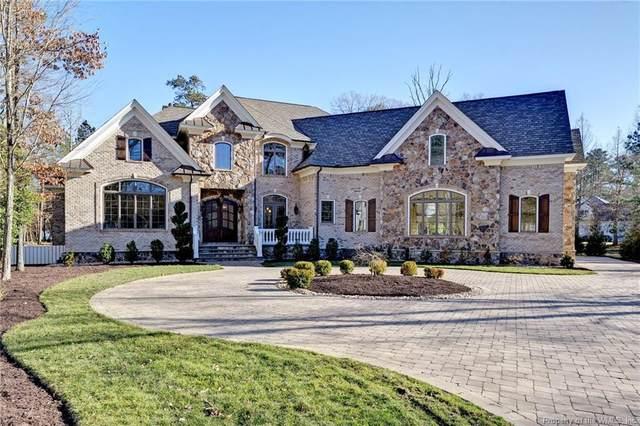 2809 Ann Johnson Lane, Williamsburg, VA 23185 (#2100673) :: Abbitt Realty Co.