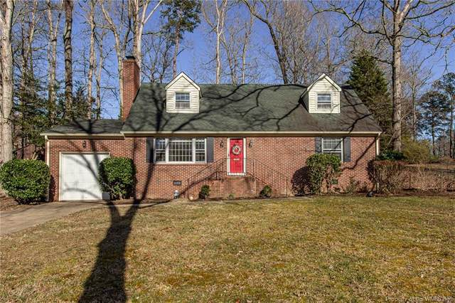 232 Tyler Brooks Drive, Williamsburg, VA 23185 (#2100675) :: Abbitt Realty Co.