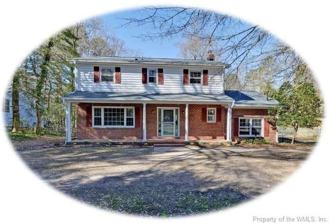 203 Pinehurst Drive, Yorktown, VA 23692 (#2100744) :: Abbitt Realty Co.