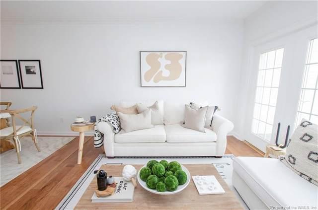 5111-2 Center Street #2, Williamsburg, VA 23188 (#2100750) :: Atlantic Sotheby's International Realty
