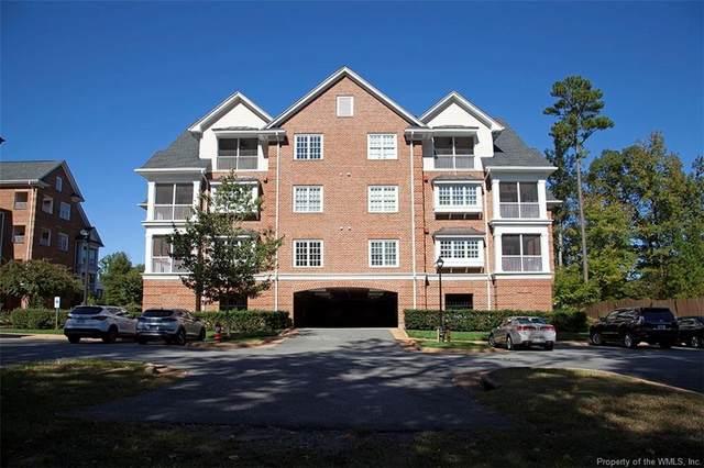 2302 Eaglescliffe #302, Williamsburg, VA 23188 (#2100774) :: Abbitt Realty Co.