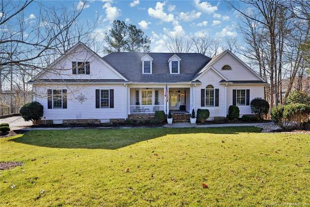 9972 Mill Pond Run, Toano, VA 23168 (#2100779) :: Abbitt Realty Co.