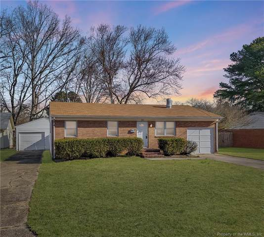 223 Larissa Drive, Newport News, VA 23601 (#2100788) :: Abbitt Realty Co.