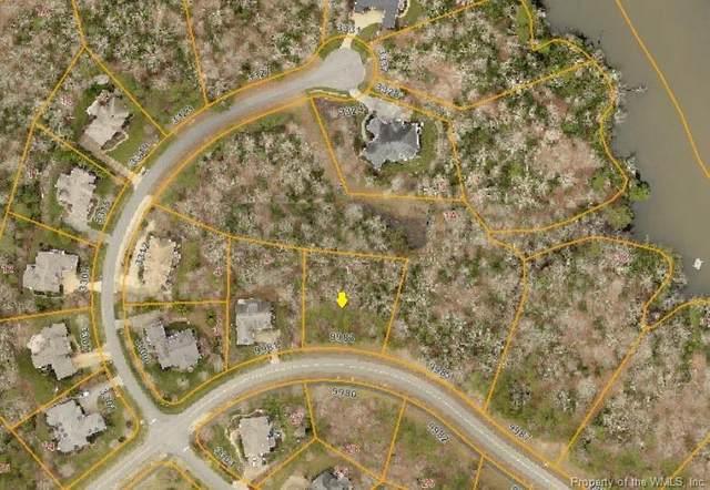 9983 Mill Pond Run, Toano, VA 23168 (#2100791) :: Abbitt Realty Co.