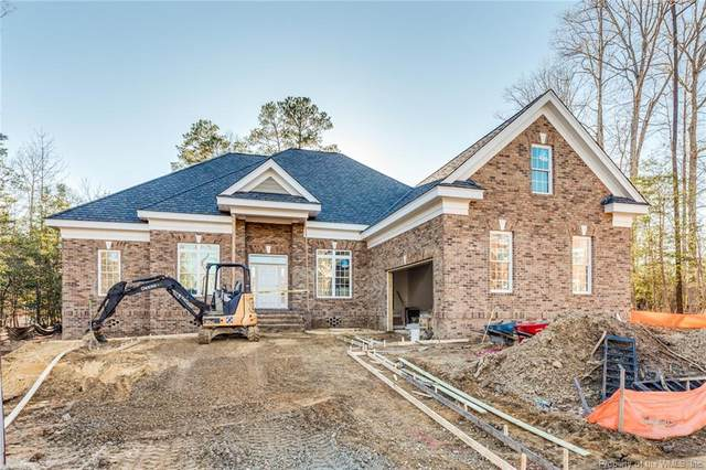 208 Ashford Manor, Williamsburg, VA 23188 (#2100795) :: Abbitt Realty Co.