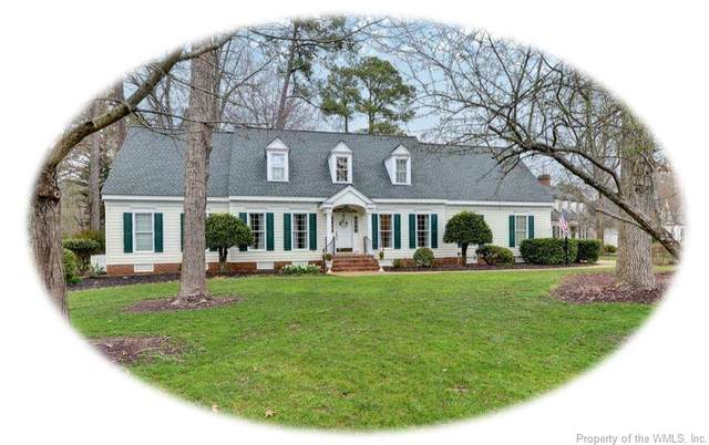 2701 Wingfield Close, Williamsburg, VA 23185 (#2100952) :: The Bell Tower Real Estate Team