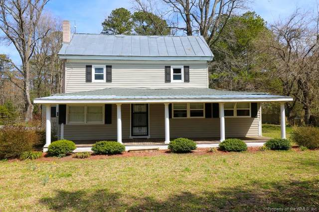 4237 Providence Road, Hayes, VA 23072 (#2100982) :: The Bell Tower Real Estate Team