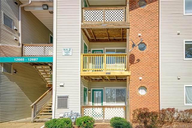 12679 Daybreak Circle #12679, Newport News, VA 23602 (#2100992) :: The Bell Tower Real Estate Team