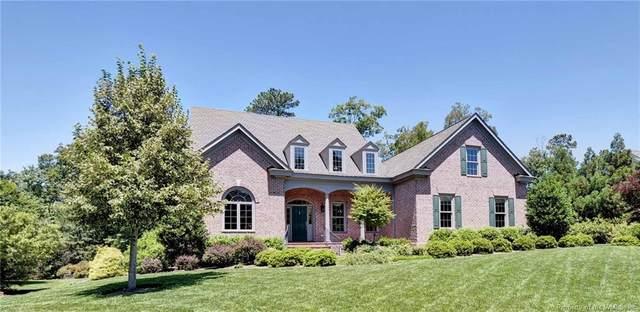 1657 River Ridge, Williamsburg, VA 23185 (#2101043) :: The Bell Tower Real Estate Team