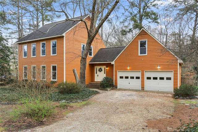 116 Wind Forest Lane, Yorktown, VA 23692 (#2101083) :: Abbitt Realty Co.