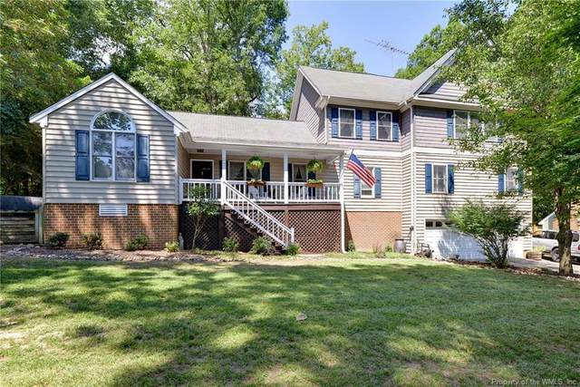 107 Pleasant Point, Williamsburg, VA 23188 (#2101145) :: The Bell Tower Real Estate Team
