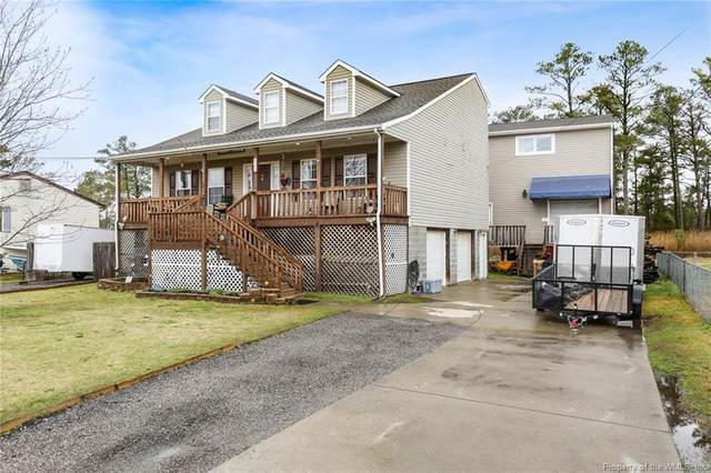 15 Messick Road, Poquoson, VA 23662 (#2101156) :: Abbitt Realty Co.