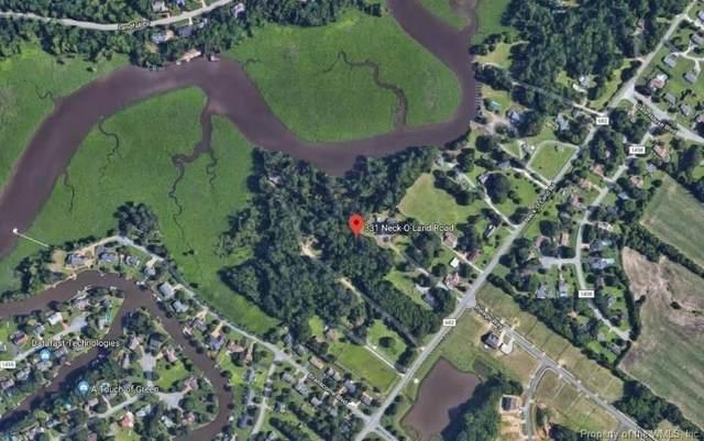 331 Neck O Land Road, Williamsburg, VA 23185 (#2101157) :: Atlantic Sotheby's International Realty