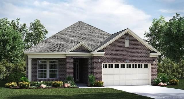 4308 Harrington Commons, Williamsburg, VA 23188 (#2101159) :: Abbitt Realty Co.