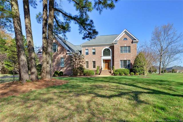 2536 Campbell Close, Williamsburg, VA 23185 (#2101166) :: The Bell Tower Real Estate Team