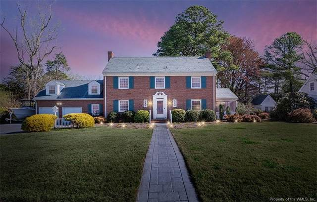 906 River Road, Newport News, VA 23601 (#2101190) :: Atlantic Sotheby's International Realty