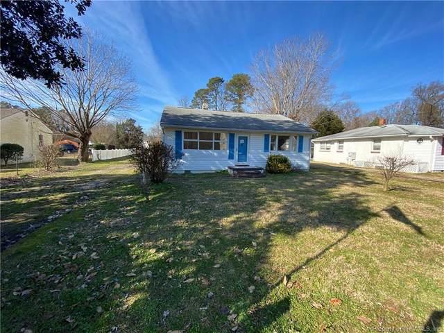 613 Queens Creek Road, Williamsburg, VA 23185 (#2101235) :: Abbitt Realty Co.