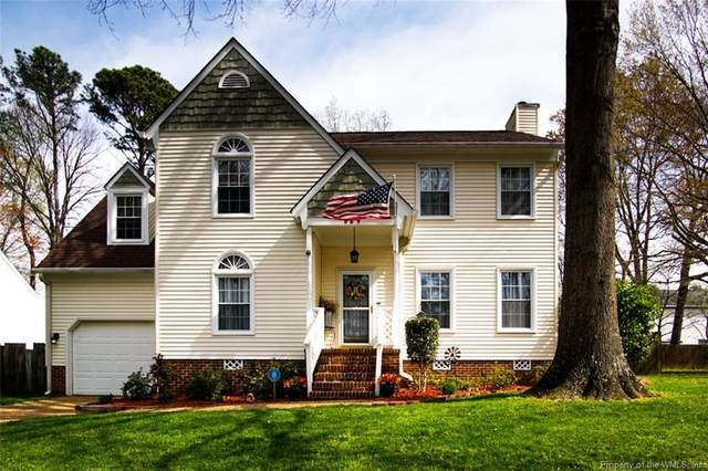 869 Bethany Court, Newport News, VA 23608 (#2101240) :: The Bell Tower Real Estate Team