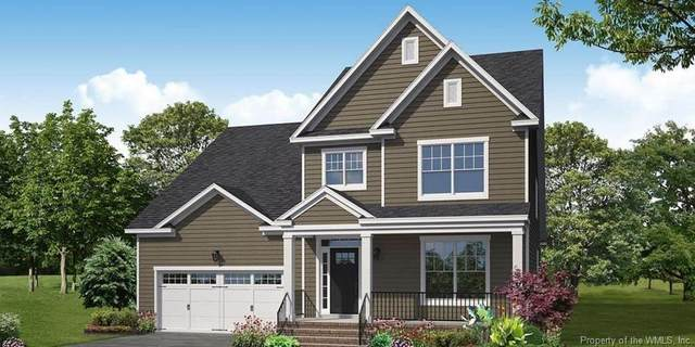 109 Glasgow, Williamsburg, VA 23188 (#2101295) :: The Bell Tower Real Estate Team