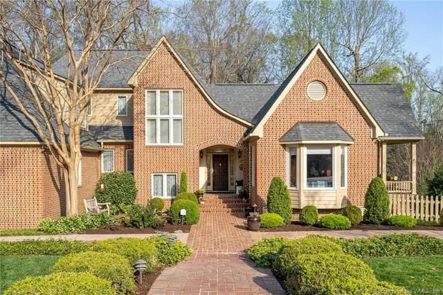 119 Sherwood Drive, Williamsburg, VA 23185 (#2101296) :: The Bell Tower Real Estate Team
