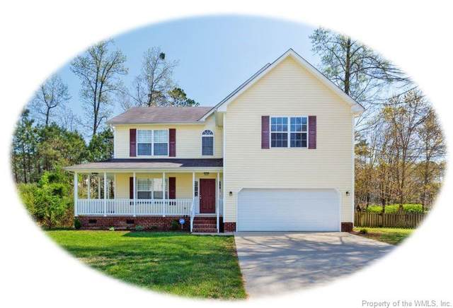 5927 Montpelier Drive, Williamsburg, VA 23188 (#2101322) :: The Bell Tower Real Estate Team